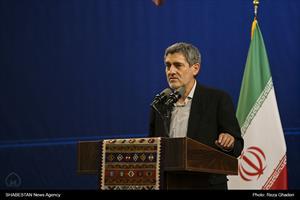 حضور رییس جمهوری در جمع علما، روحانیون و اقشار مختلف مردم